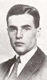 Photograph of Nicholas Victor Artamonoff from The 1930 Record, the Robert College Yearbook.