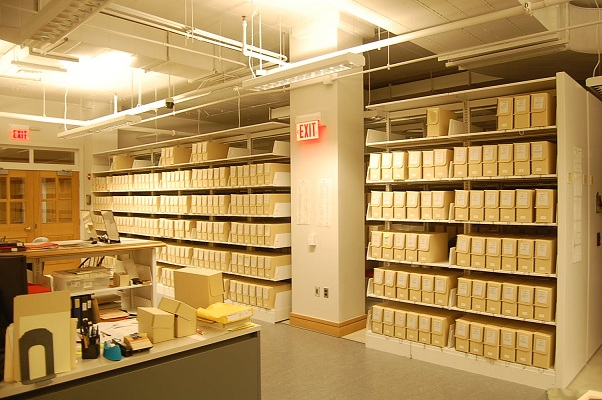 Image Collections and Fieldwork Archives of Dumbarton Oaks