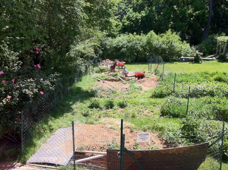 Excavation June 15